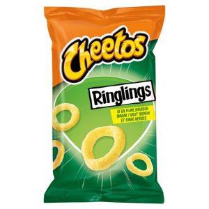 Cheetos Ringlings 125 g