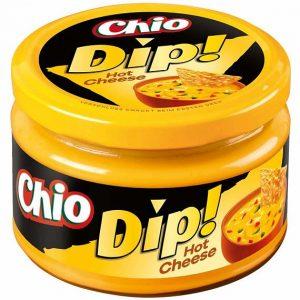 Chio Dip Hot Cheese 200 ml