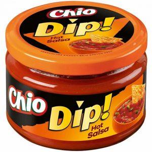 Chio Dip Hot Salsa 200 ml
