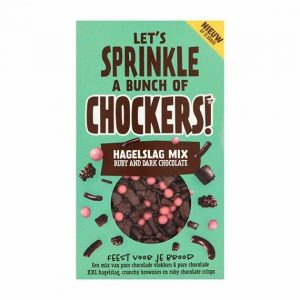 Chockers Hagelslag Mix Ruby 310 g