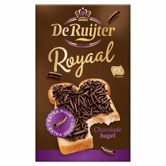 De Ruijter Royaal Chocolade Hagel 390 g