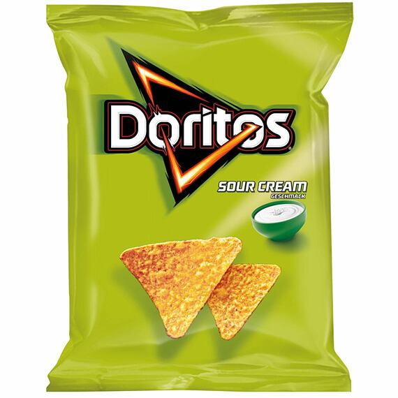 Doritos Sour Cream 125 g