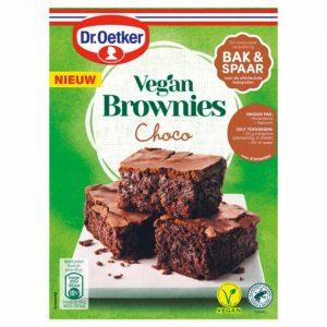 Dr. Oetker Brownies Vegan 360 g