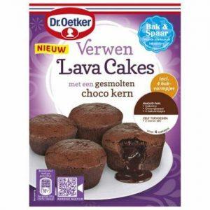 Dr. Oetker Verwen Lava Cakes 240 g