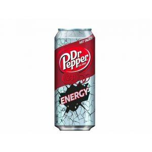 Dr Pepper Energy 500 ml