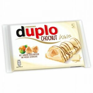 Duplo Chocnut White 130 g (5 x 26 g)