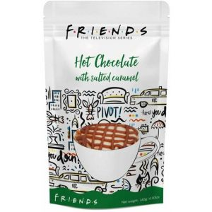 Friends Hot Chocolate Pouch Salted Caramel 140 g