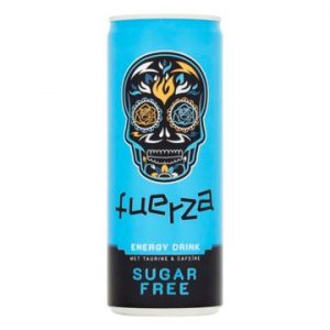 Fuerza Sugarfree 250 ml