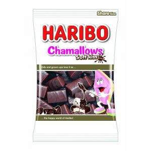 Haribo Chamallows Soft Kiss 175 g