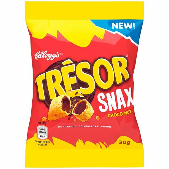 Kellogg's Tresor Snax Choco Nut 30 g