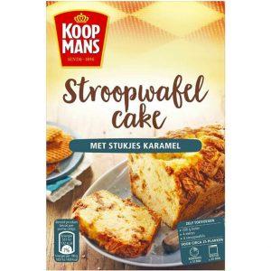 Koopmans Stroopwafel Cake 400 g