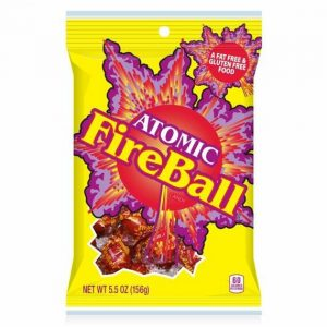 Atomic Fireball 156 g