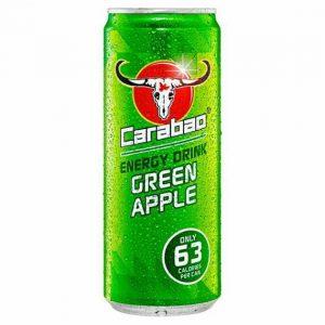 Carabao Green Apple Energy Drink 330 ml