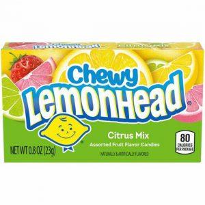 Chewy Lemonhead Citrus Mix 23 g