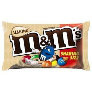 M&M's Almond Sharing Size 80,2 g