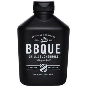 BBQUE Grill & Buchenholz 400 ml