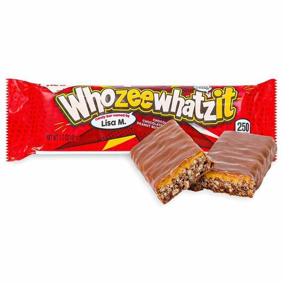 Hershey's Whozeewhatzit 48 g