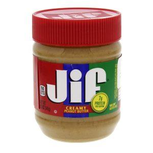 Jif Creamy Peanut Butter 340 g