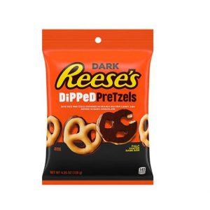 Reese's Dark Chocolate Dipped Pretzel 120 g
