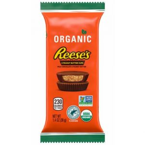 Reese's Organic Peanut Butter Cups 39 g